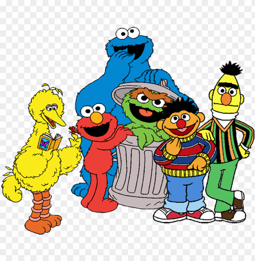 free PNG raphic free download at getdrawings com free for personal - sesame street characters PNG image with transparent background PNG images transparent