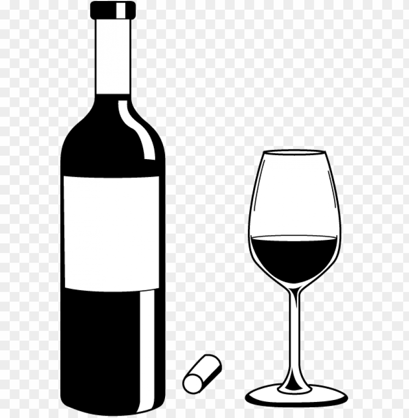 free PNG raphic free download collection of black and white - alcohol clipart black and white PNG image with transparent background PNG images transparent