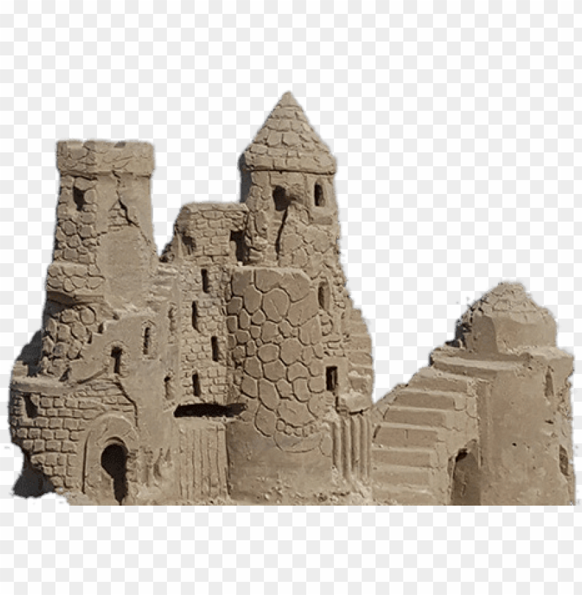 free PNG raphic freeuse download sand castle png stickpng download - sand castle no background PNG image with transparent background PNG images transparent