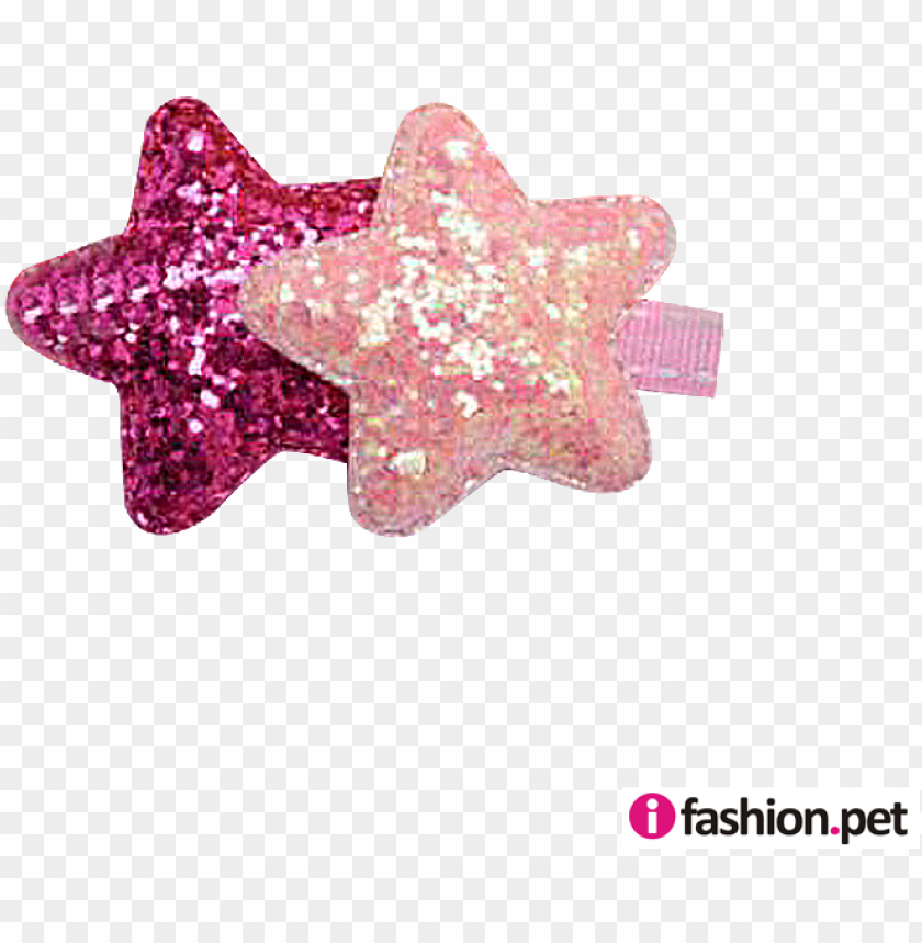 free PNG raphic freeuse library glittery star pet hair clip - hair clip transparent PNG image with transparent background PNG images transparent
