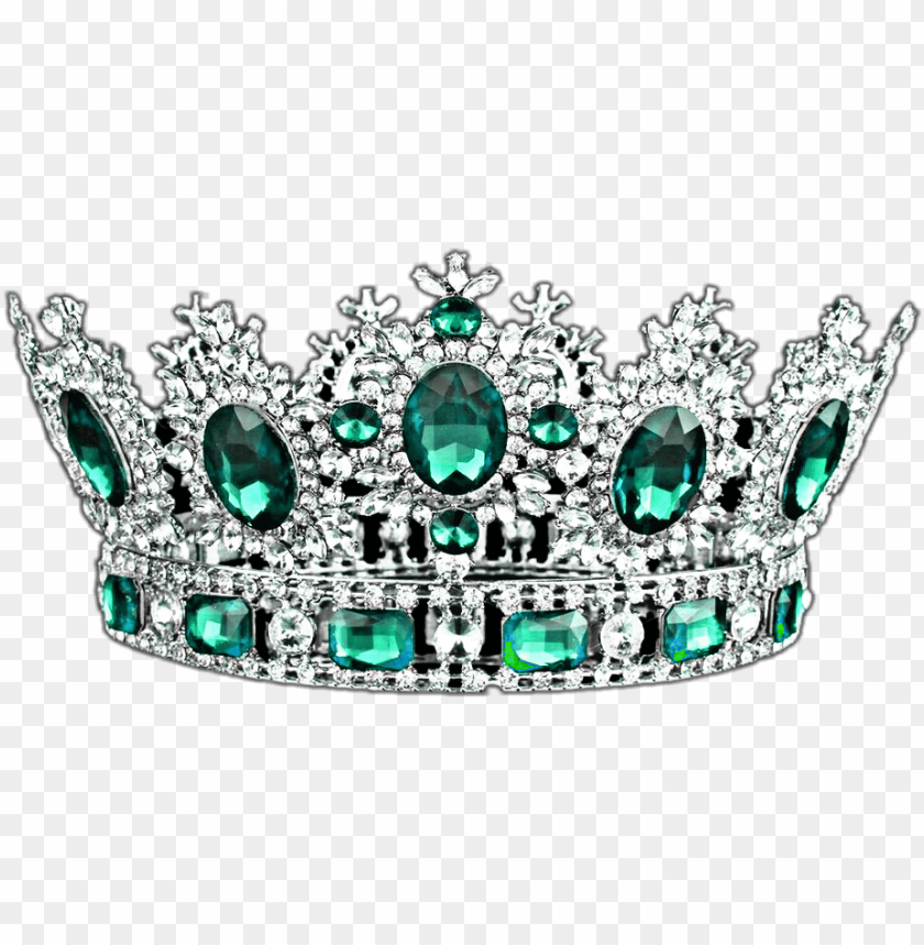 free PNG raphic library download crown queen queening sticker - emerald crown transparent background PNG image with transparent background PNG images transparent
