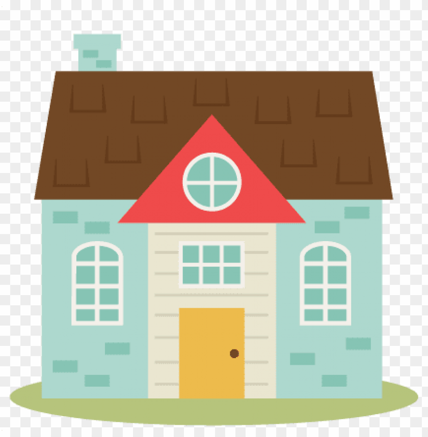 free PNG raphic transparent download cute set svg cutting files - cute house clipart PNG image with transparent background PNG images transparent