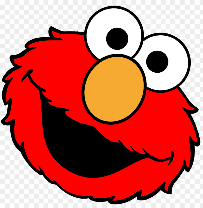 free PNG raphic transparent stock dot clipart elmo party - sesame street elmo face PNG image with transparent background PNG images transparent