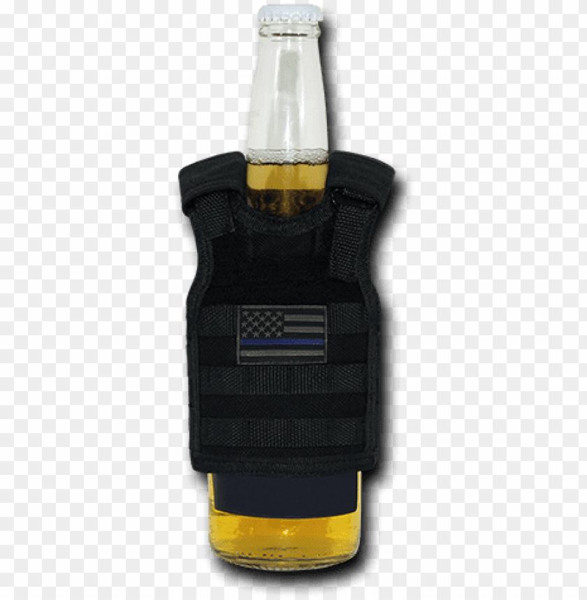free PNG rapid dominance t99 tactical beer koozie (mini vest) PNG image with transparent background PNG images transparent