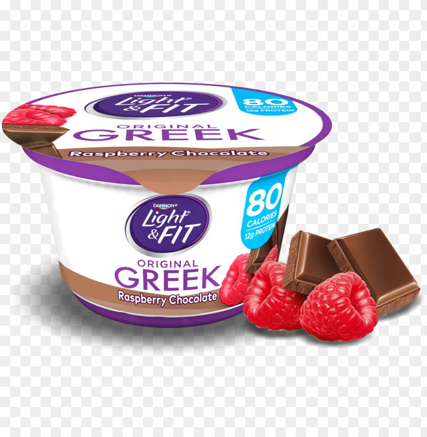 free PNG raspberry chocolate greek yogurt - dannon light and fit greek yogurt toasted marshmallow PNG image with transparent background PNG images transparent