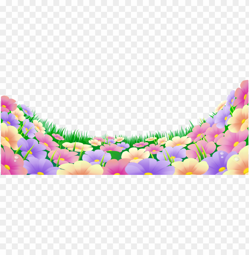 free PNG rass with beautiful flowers png clipart - beautiful flowers images PNG image with transparent background PNG images transparent