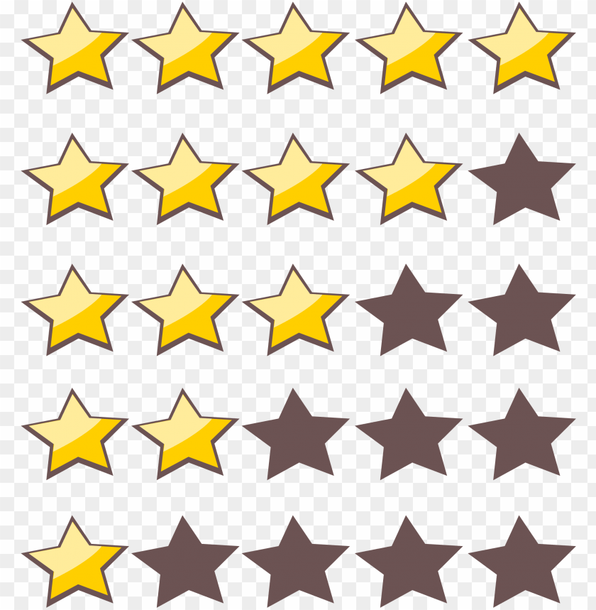 free PNG rating star png photo - 5 star rati PNG image with transparent background PNG images transparent