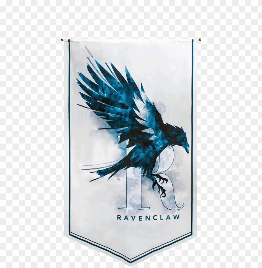free PNG ravenclaw watercolour satin banner - ravenclaw poster walmart PNG image with transparent background PNG images transparent