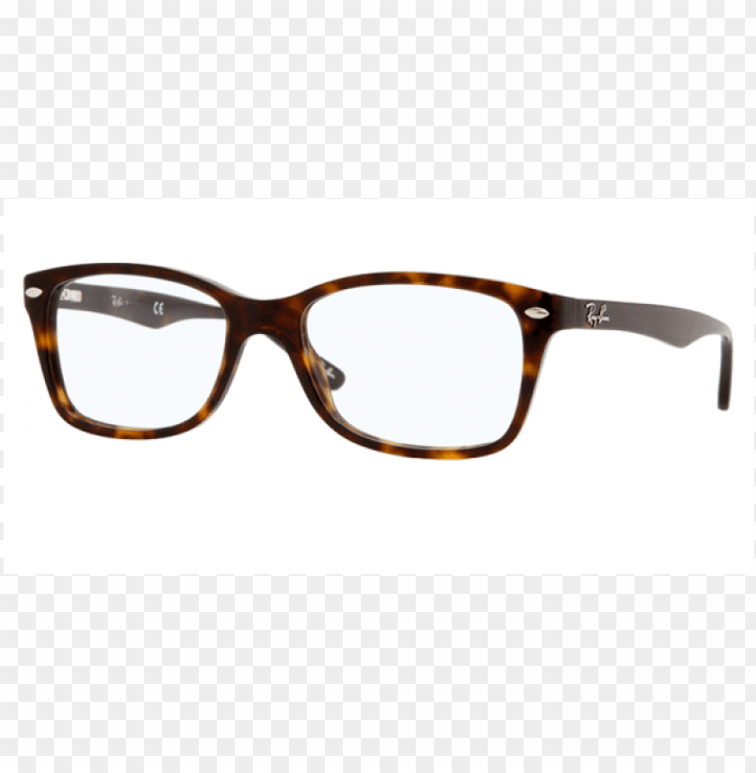 free PNG ray ban glasses rx5228 2012 - ray ban rx5228 eyeglasses, 2012, dark havana PNG image with transparent background PNG images transparent