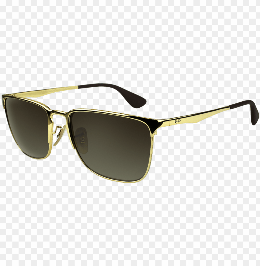 free PNG ray ban rb3508 arista brown sunglasses 5 zoom - reflectio PNG image with transparent background PNG images transparent