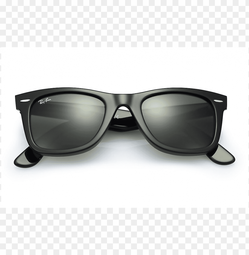 free PNG ray-ban wayfarer sunglasses (black) (rb2140|901/58|55) PNG image with transparent background PNG images transparent