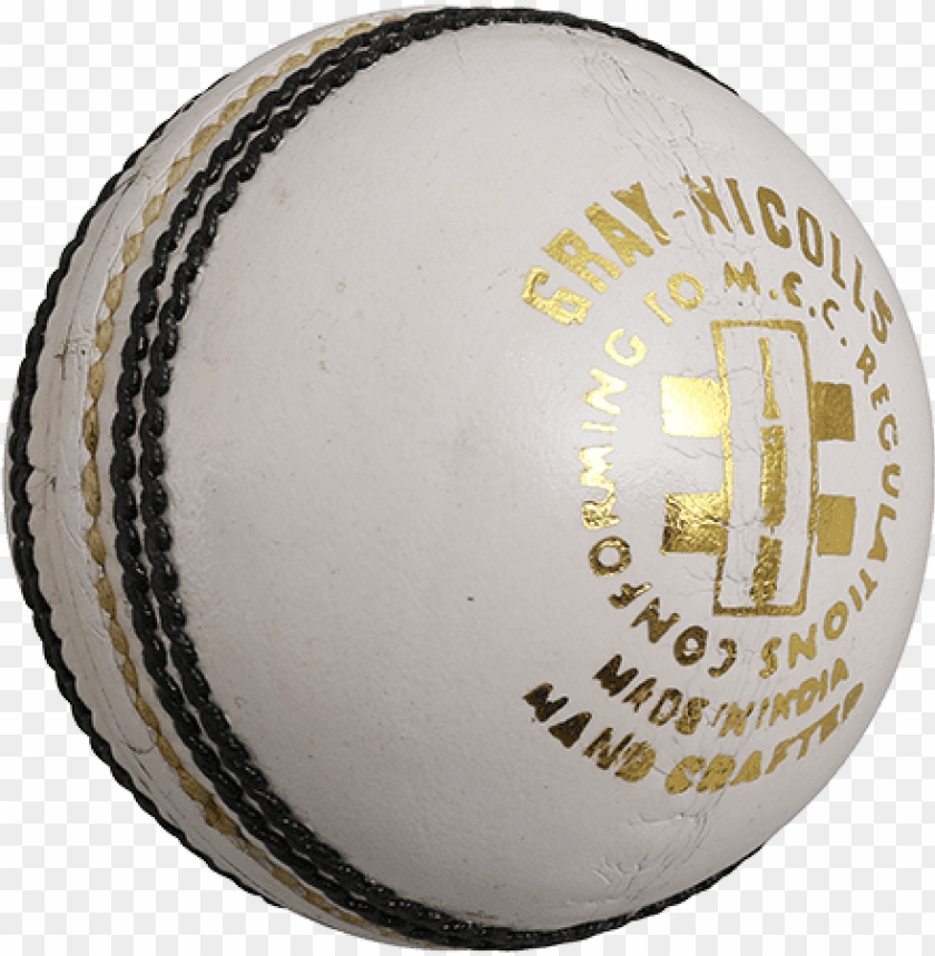 free PNG ray-nicolls cricket junior league ball white - gray nicolls league cricket ball PNG image with transparent background PNG images transparent