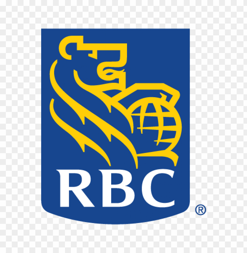 free PNG rbc (royal bank of canada) logo vector PNG images transparent