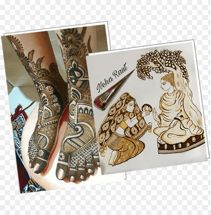 free PNG read more - neha raut mehndi desi PNG image with transparent background PNG images transparent