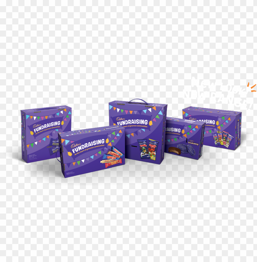 free PNG ready to start - cadbury fundraiser chocolate bars PNG image with transparent background PNG images transparent