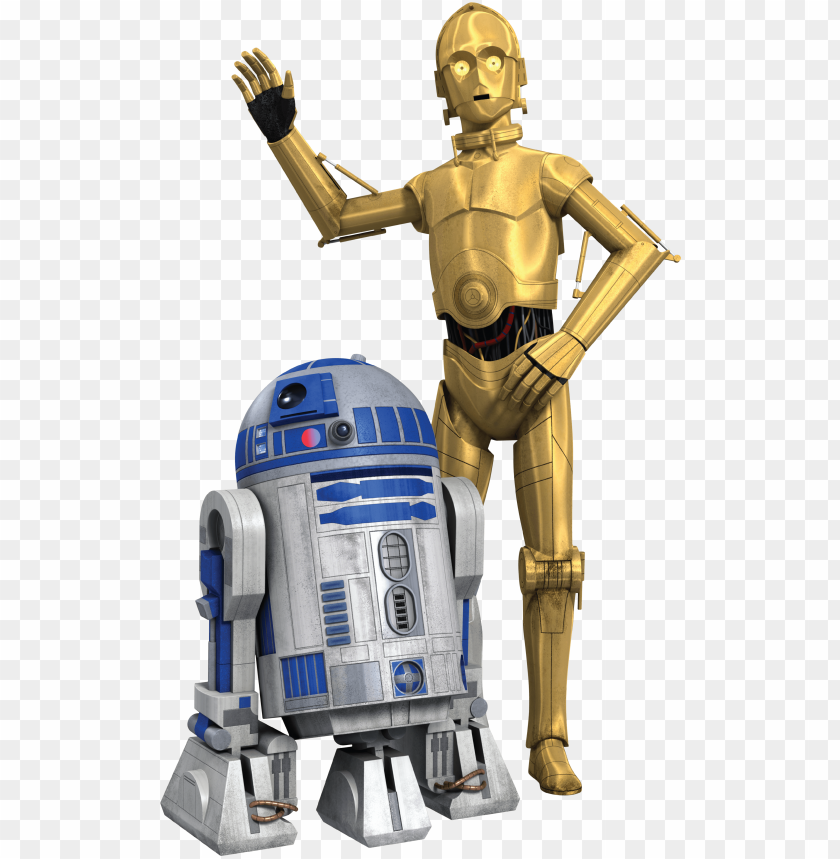 Rebels R2 D2 And C 3po Star Wars Rebels R2d2 Png Image With Transparent Background Toppng