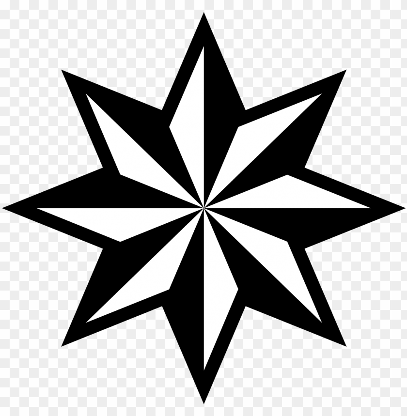 free PNG red 8 point star PNG image with transparent background PNG images transparent