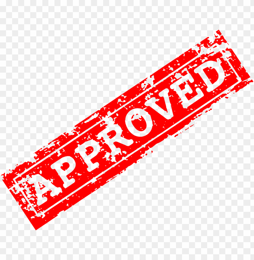 free PNG red approved stamp png - Free PNG Images PNG images transparent