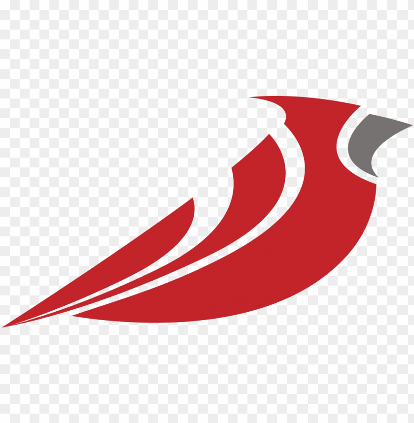 free PNG red bird transparent logo PNG image with transparent background PNG images transparent