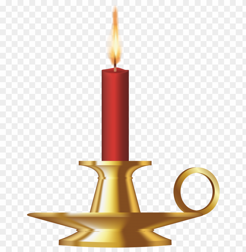 Download red candle png clipart png photo  @toppng.com