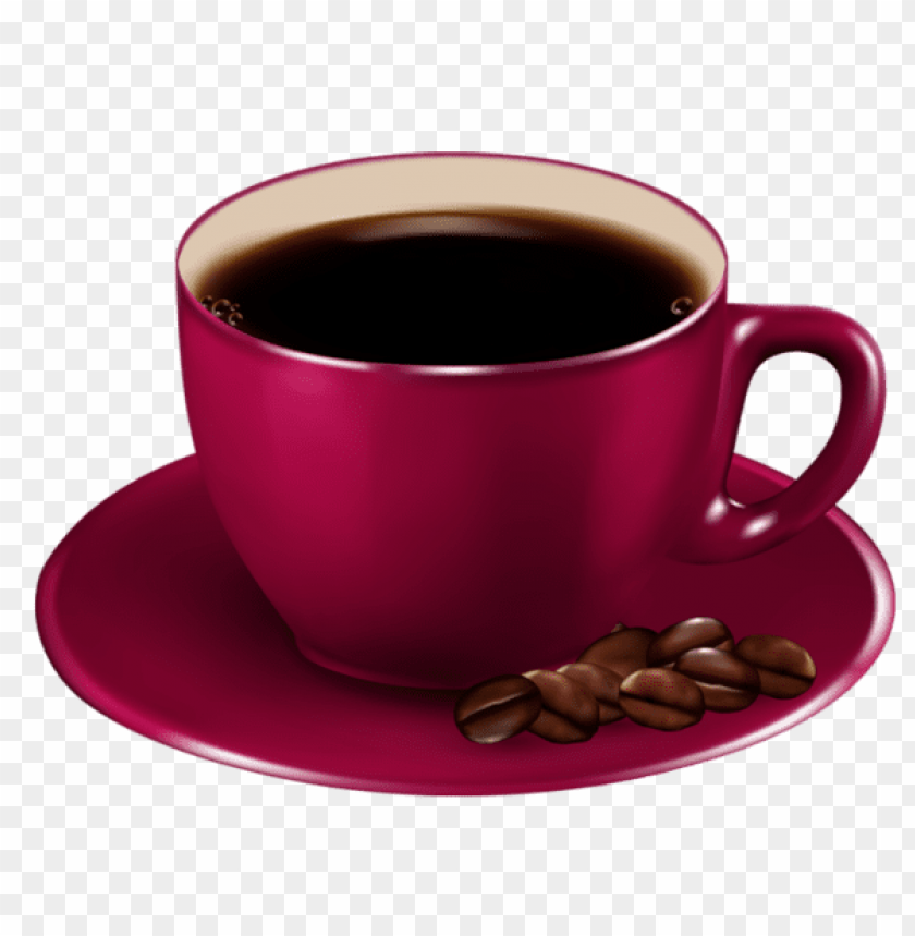 free PNG Download red coffe cup clipart png photo   PNG images transparent