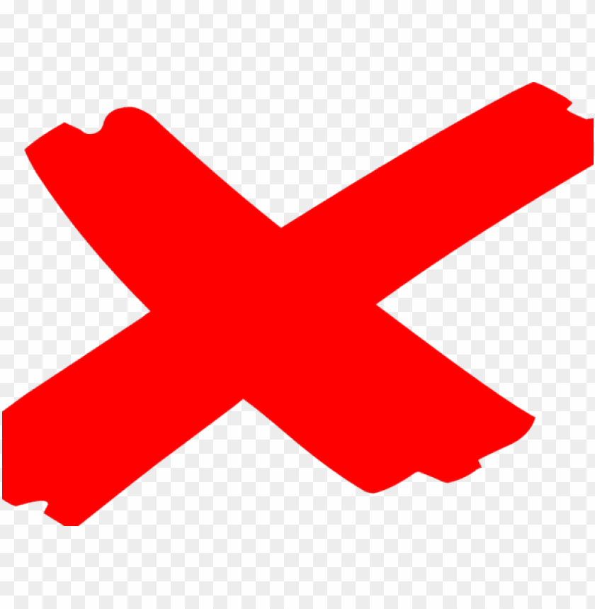 free PNG red cross mark png transparent images - red x mark transparent PNG image with transparent background PNG images transparent