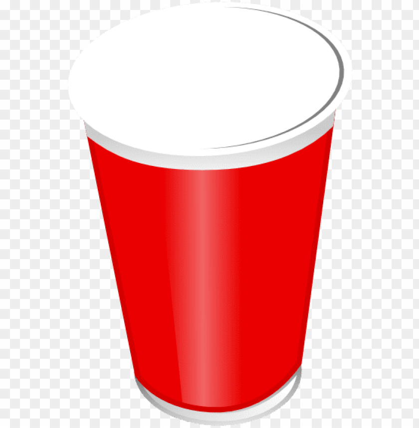 free PNG red cup clipart - red cup vector PNG image with transparent background PNG images transparent