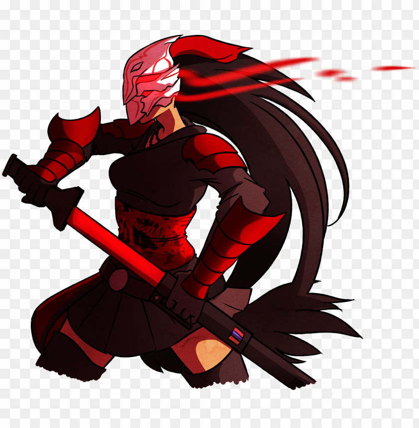 free PNG red fictional character - zerochan raven by rwby PNG image with transparent background PNG images transparent