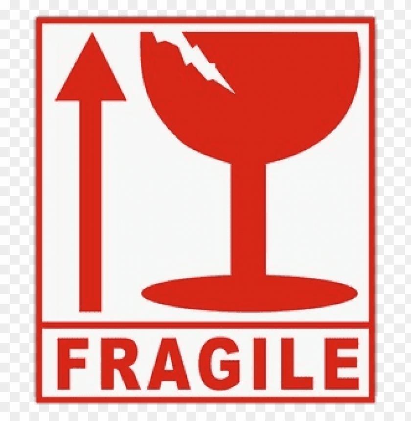 free PNG red fragile sign PNG image with transparent background PNG images transparent
