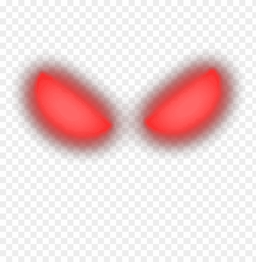 Red Glowing Eyes Png Image With Transparent Background Toppng
