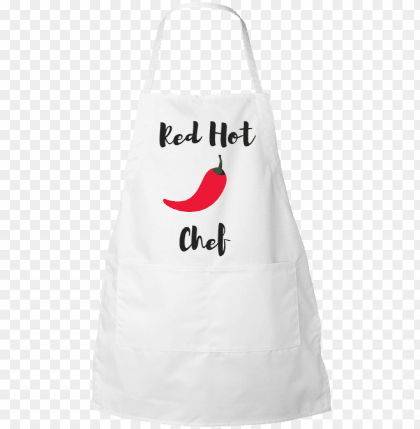 free PNG red hot chef apron funny chef apron gift for women - habanero chili PNG image with transparent background PNG images transparent