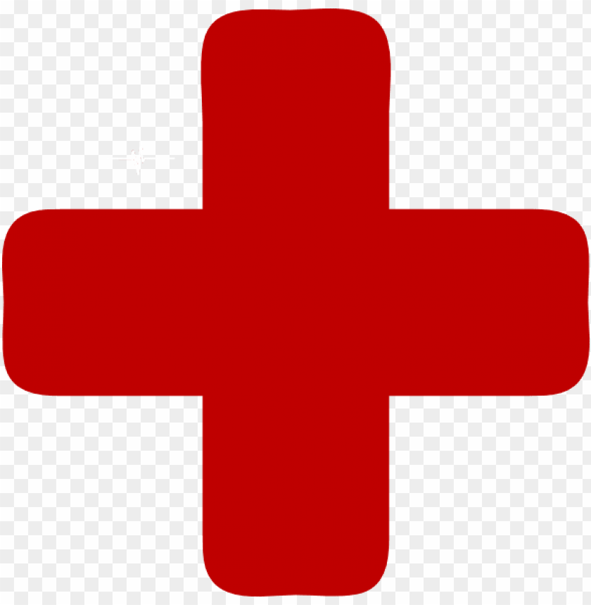 free PNG red medical cross clip art at clker - medical cross clipart PNG image with transparent background PNG images transparent