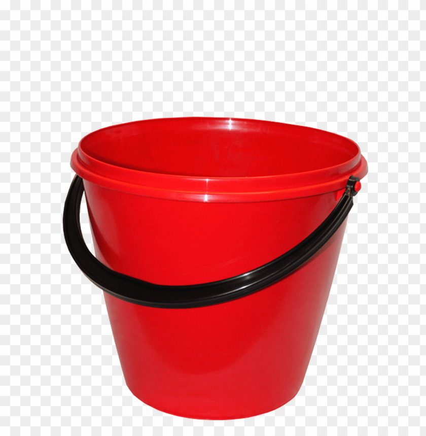 free PNG Download red plastic bucket png images background PNG images transparent