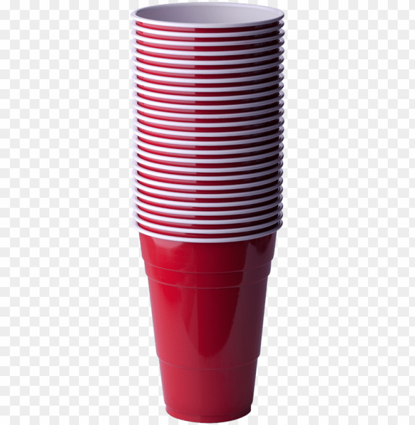 free PNG red plastic cup png - red solo cup stack PNG image with transparent background PNG images transparent