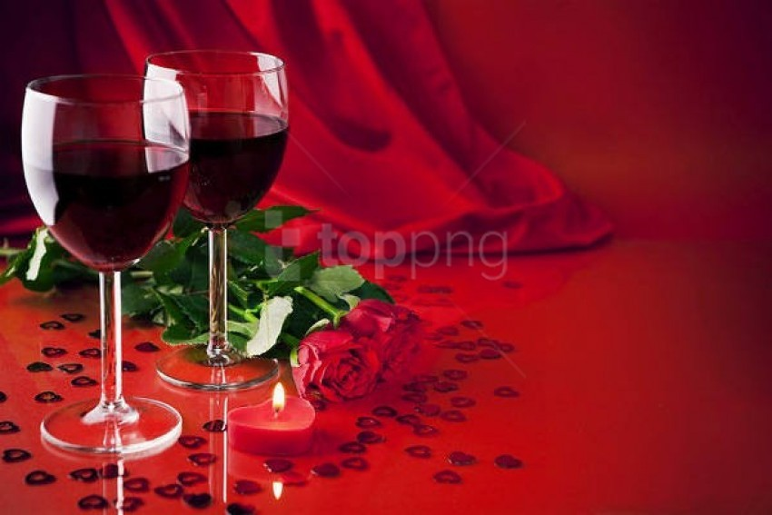 free PNG red romantic background best stock photos PNG images transparent