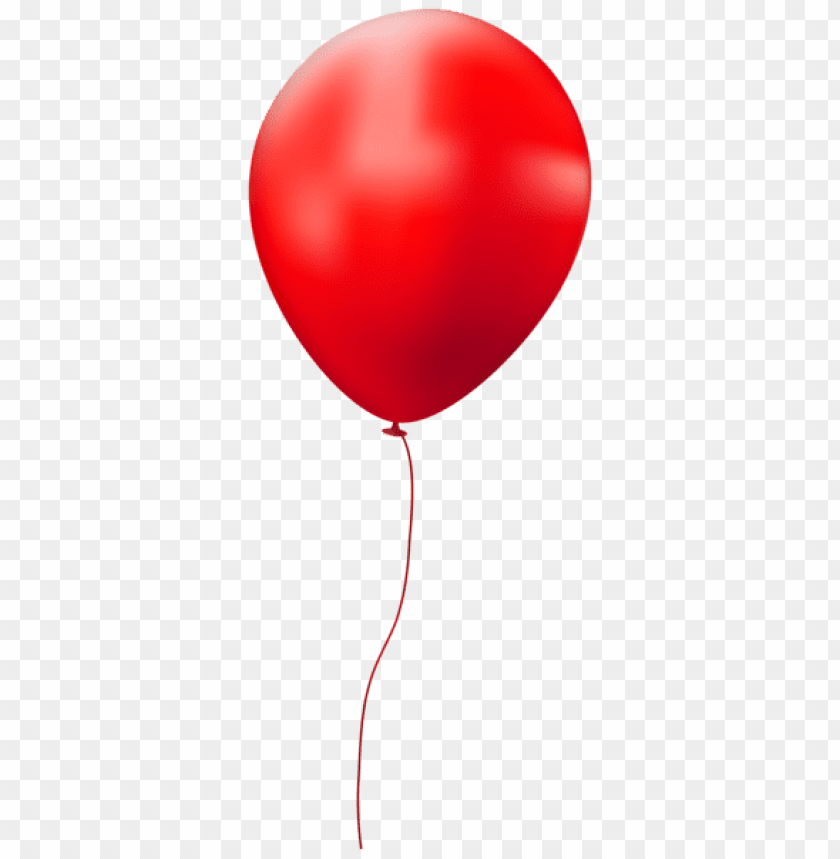 free PNG Download red single balloon png images background PNG images transparent