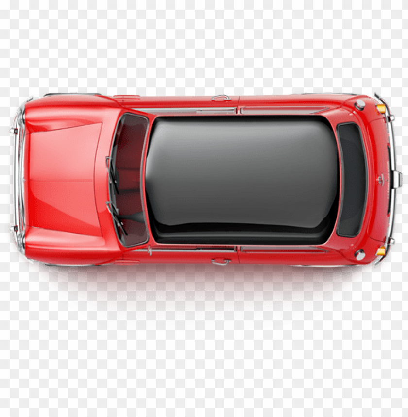 free PNG red top car - cars png top view PNG image with transparent background PNG images transparent