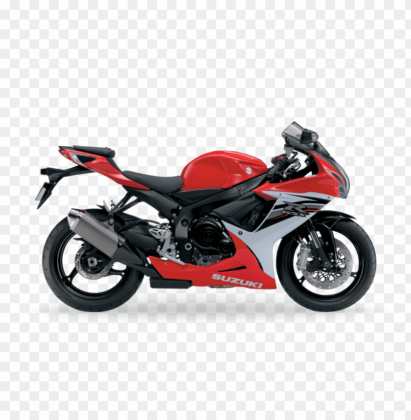 free PNG Download red white suzuki motorcycle png images background PNG images transparent