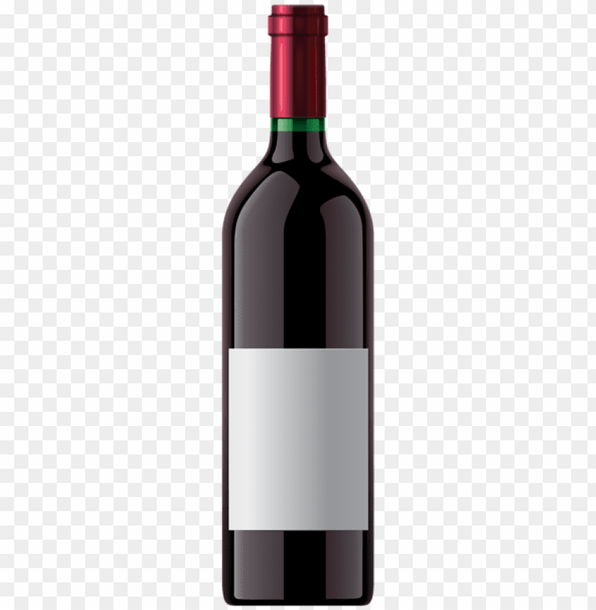 Download Red Wine Bottle Png Images Background Toppng