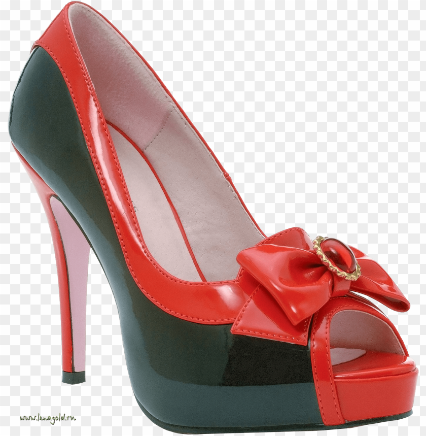red women shoe png - Free PNG Images@toppng.com