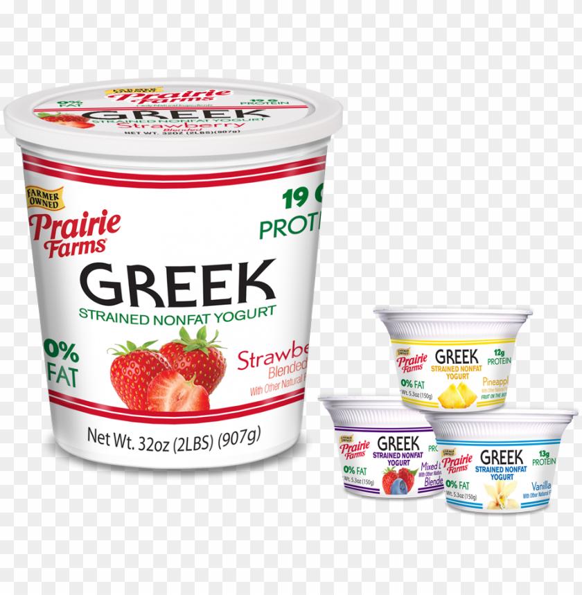 free PNG reek yogurt - papier peint photo fraises - 0 x 2 cm - wall-art.fr PNG image with transparent background PNG images transparent
