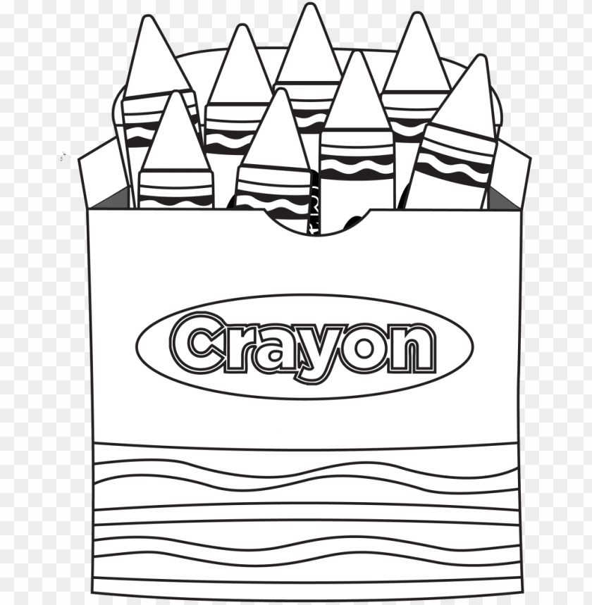 free PNG reen crayon clipart free clip art coloring pages 830×1057 - clip art black and white crayons PNG image with transparent background PNG images transparent