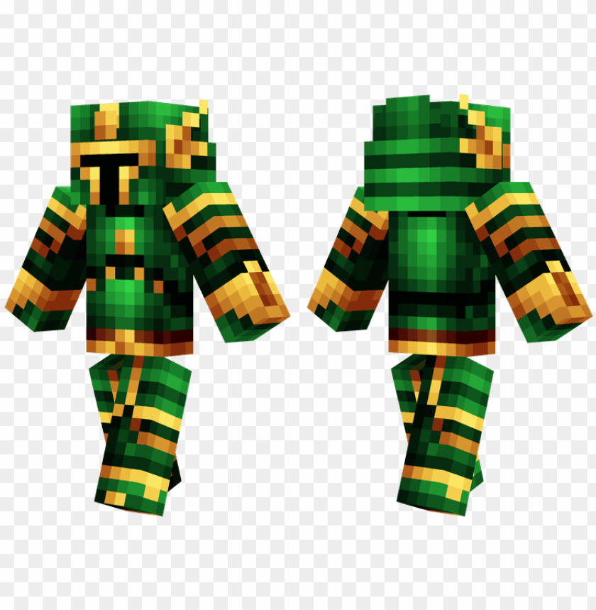 free PNG reen knight minecraft skins knight, mc skins, gree PNG image with transparent background PNG images transparent