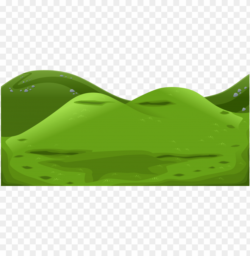 free PNG reen mountain ground png clipart - green mountain clipart PNG image with transparent background PNG images transparent