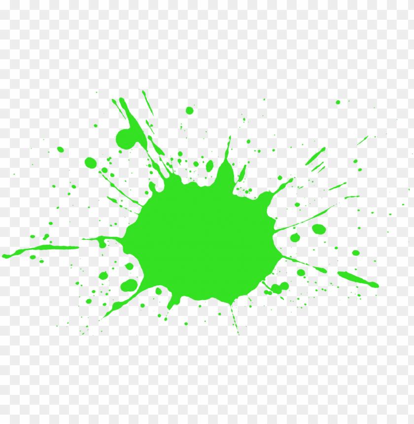 free PNG reen paint splatter png - blue color splash PNG image with transparent background PNG images transparent