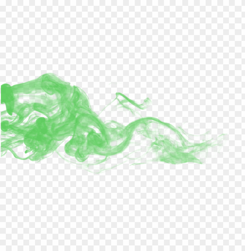 free PNG reen smoke png download - green smoke png transparent PNG image with transparent background PNG images transparent