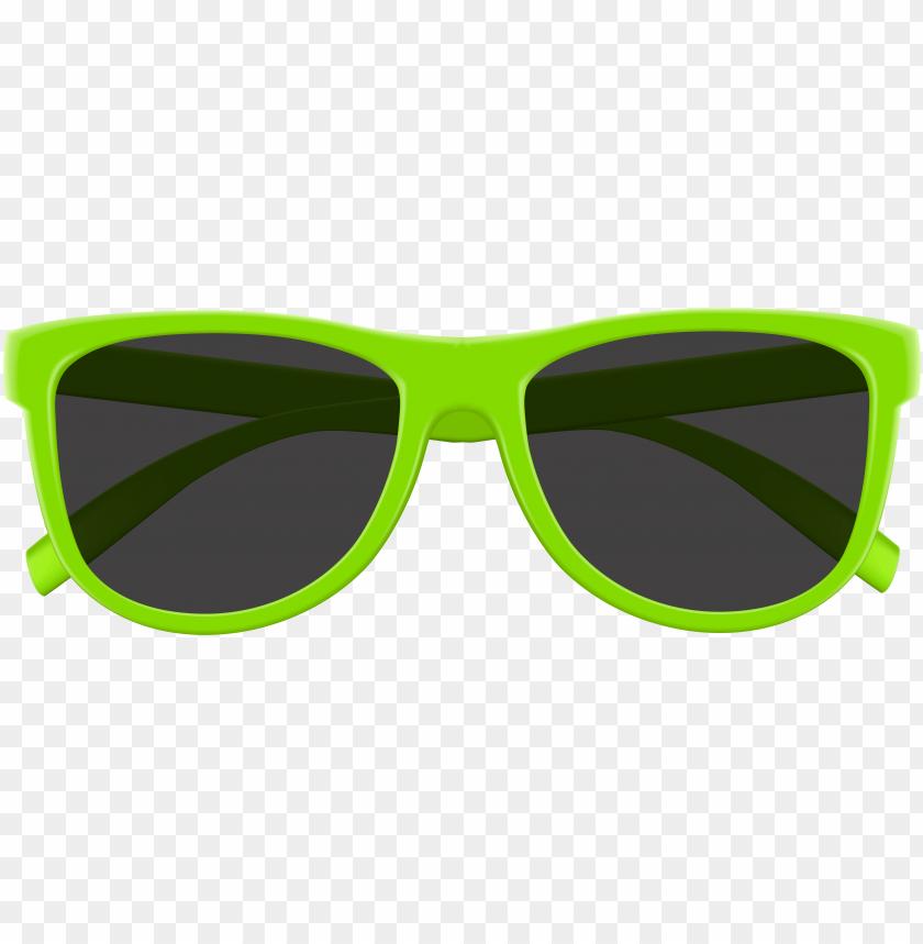 free PNG reen sunglasses png clip art image - green sunglasses PNG image with transparent background PNG images transparent