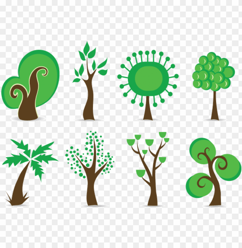 free PNG reen tree illustration free vector and png - illustration and vectors trees PNG image with transparent background PNG images transparent