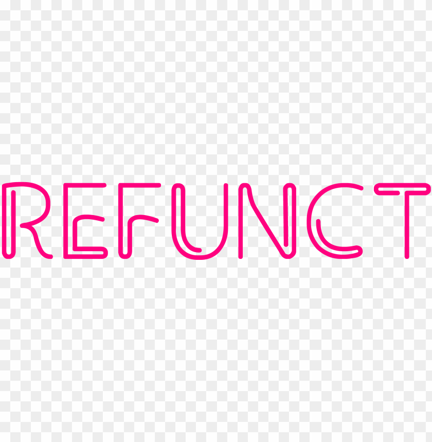 free PNG refunct logo - video game PNG image with transparent background PNG images transparent