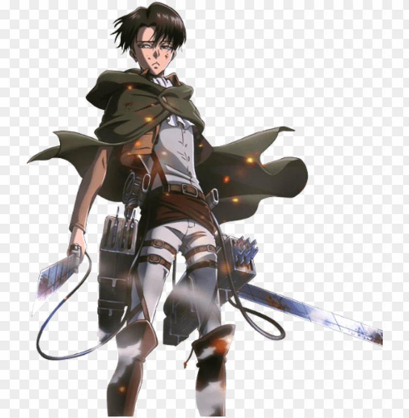 free PNG related wallpapers - attack on titan costume levi PNG image with transparent background PNG images transparent